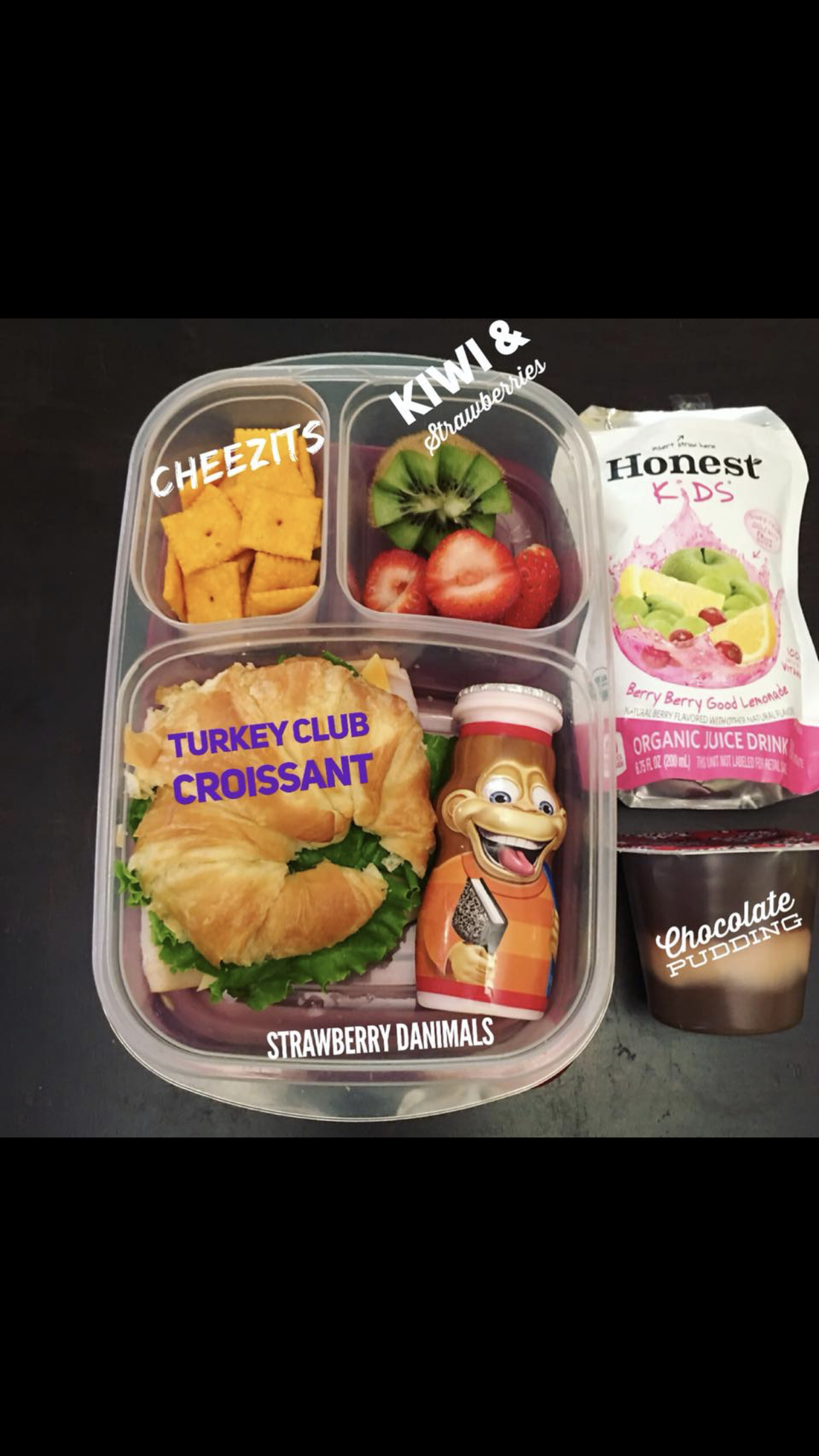 Pin By Latosha Pirshin On Packed Lunch Ideas Kids Packed Lunch Kiwi Berries Yummy Food