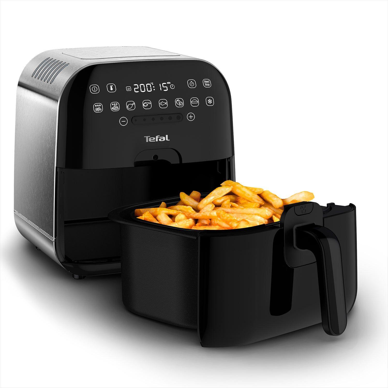 Tefal Ultimate Fry Deluxe Air Fryer Fx202d In 2021 Tefal Air Fryer Fryer