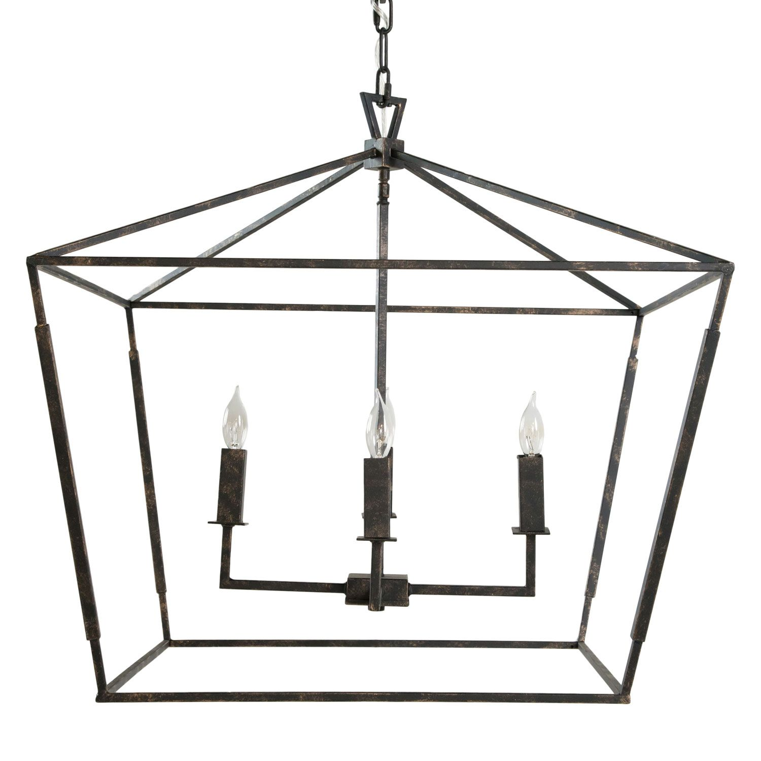 Small Simple Chandelier Sleek Versatility Defines The Arnold Small Chandelier From Gabby