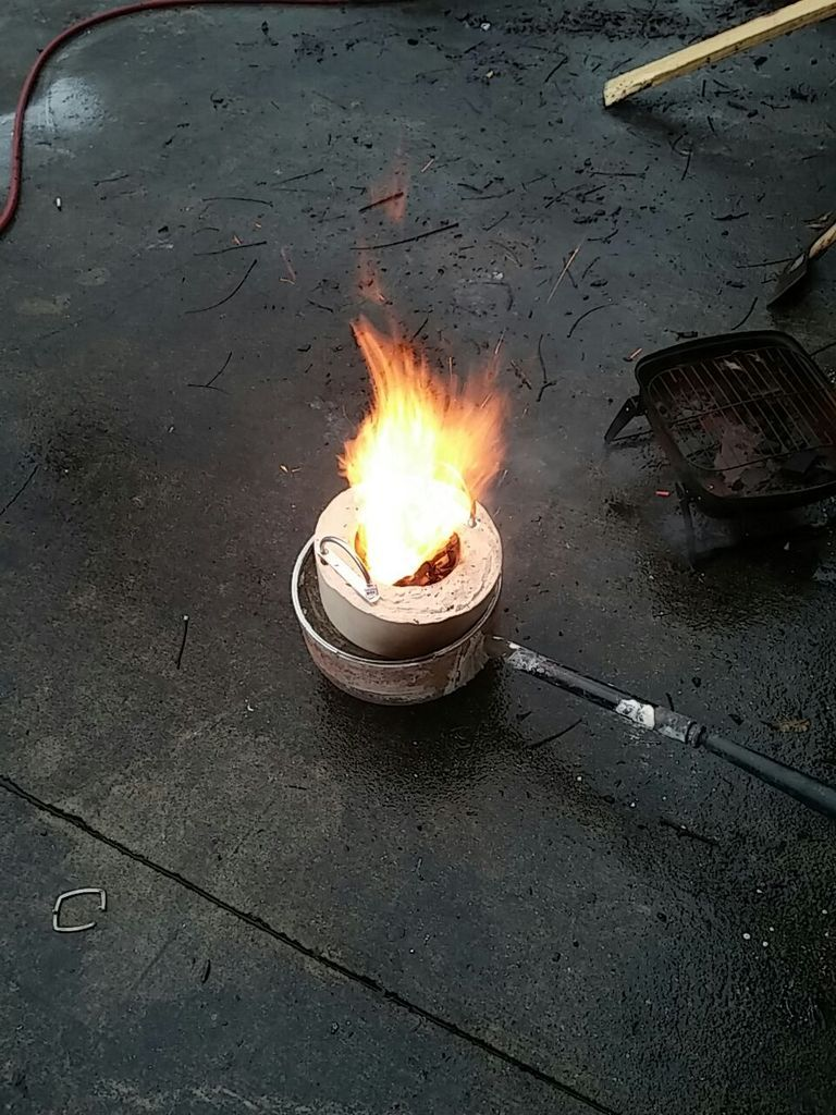 how to make the mini metal foundry the anti crafter stuff i d