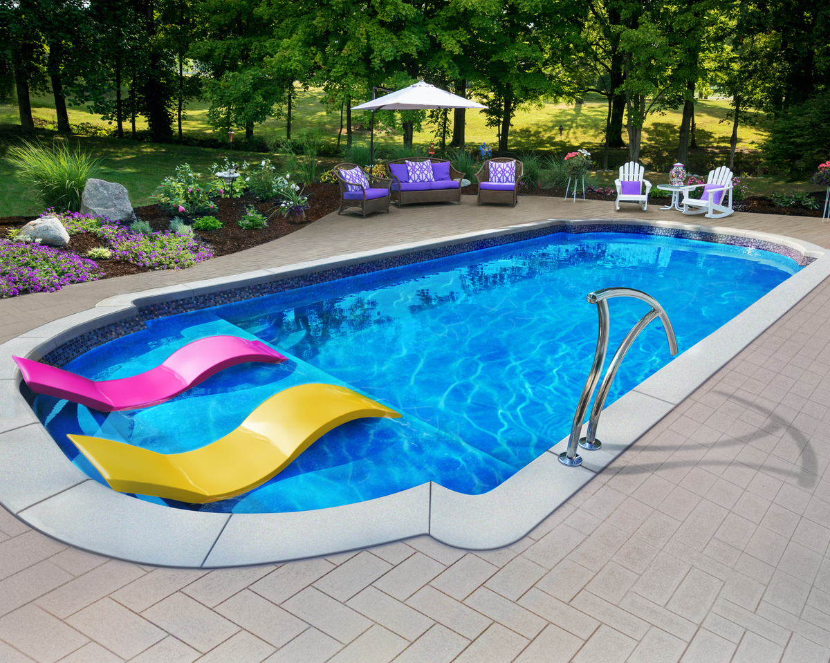 How Much Is My Fiberglass Pool Really Going to Cost? in ...