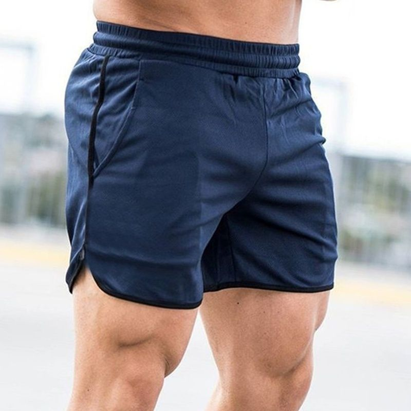 Mens Casual Running shorts with inner slip gym performance training short
