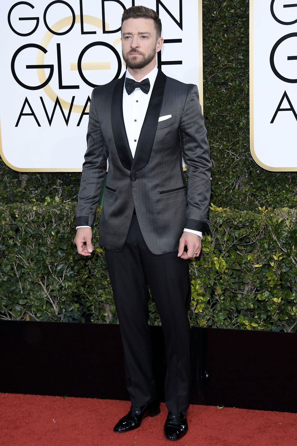 The bestdressed men at the golden globe awards mens suits
