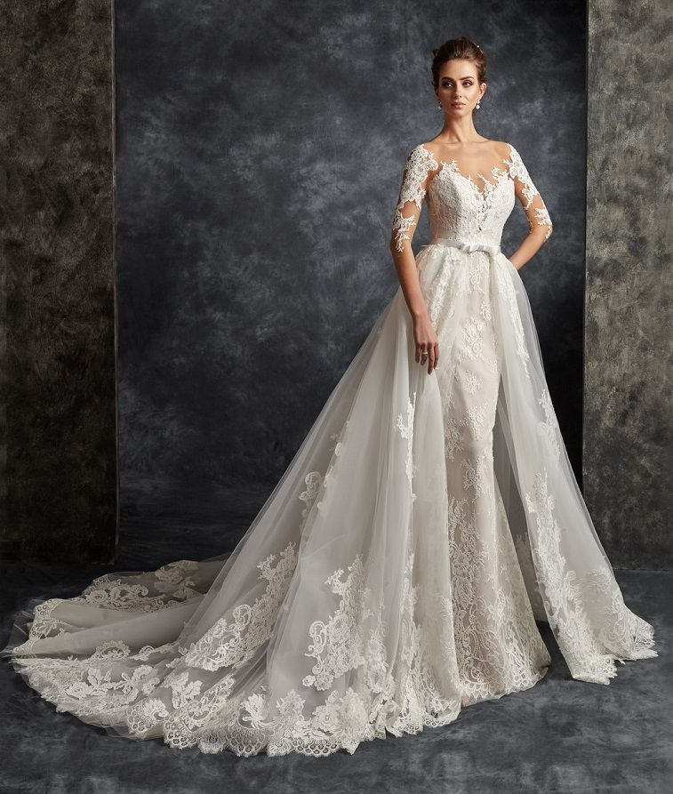 Ira Koval 2017 Wedding Dresses