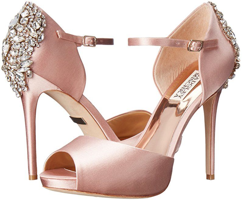 Badgley Mischka Womens Dawn Dress Sandal