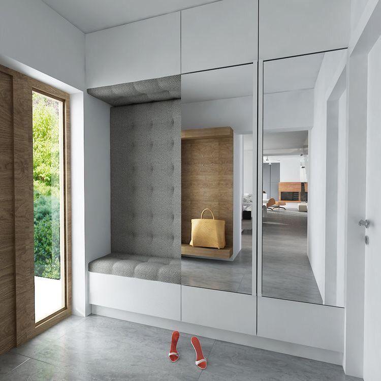 Eingang Garderobe image result for anbau eingang garderobe wohnen