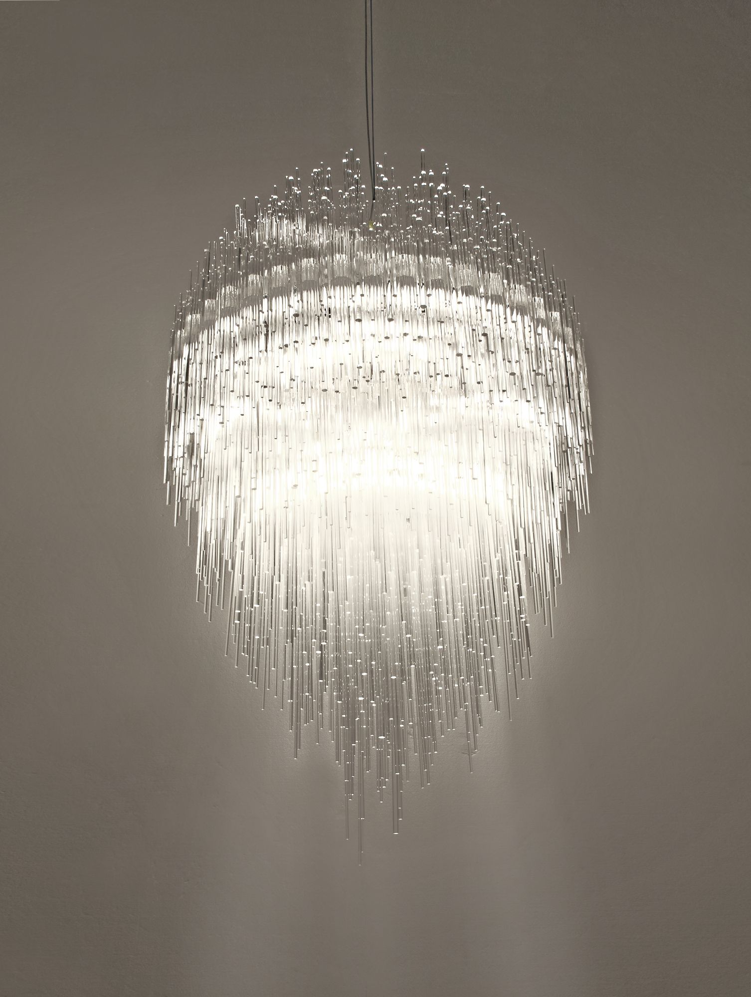 Iceberg Chandelier | lighting . Beleuchtung . luminaires | Design: Terzani |