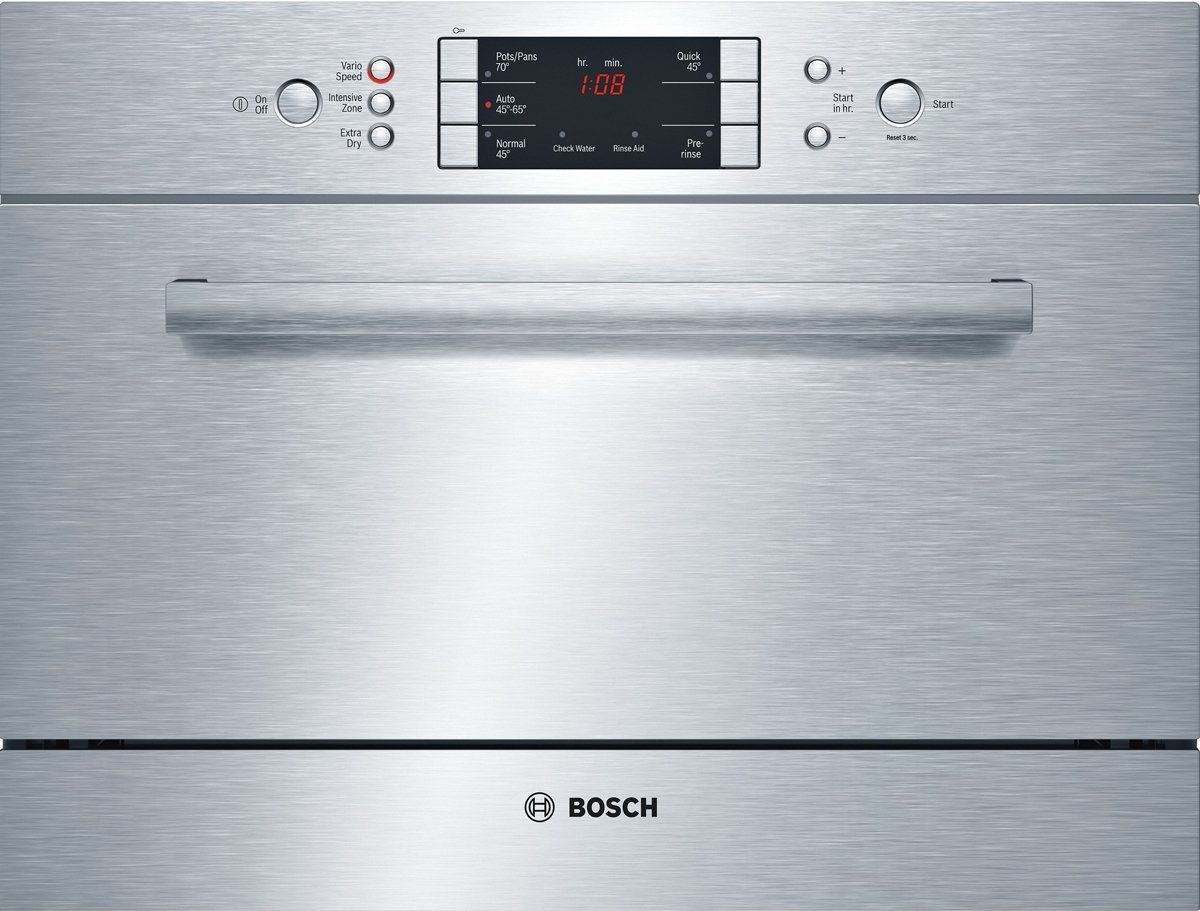Bosch Ske53m05au 60cm Compact Dishwasher Appliances Online Compact Dishwasher Appliances Online Dishwasher