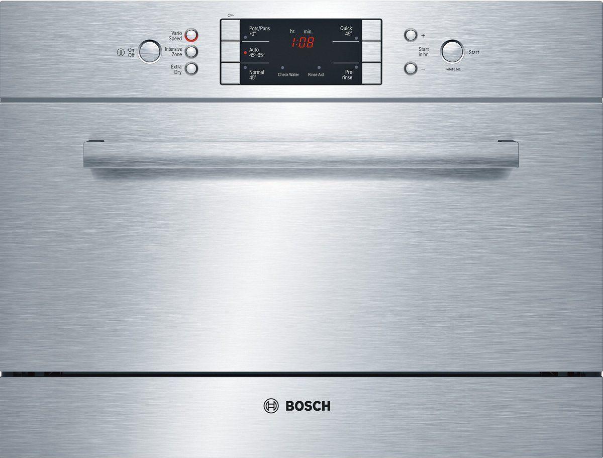 Bosch SKE53M05AU 60cm Compact Dishwasher Appliances