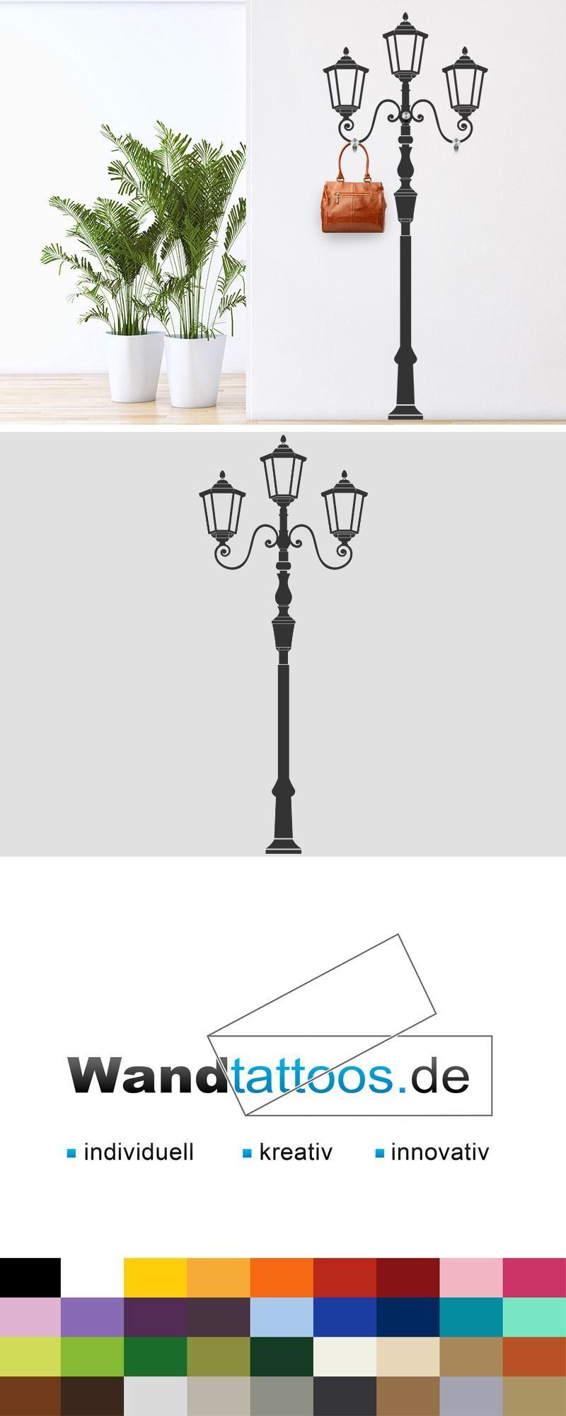 VBS Straßenlaterne mit Beleuchtung