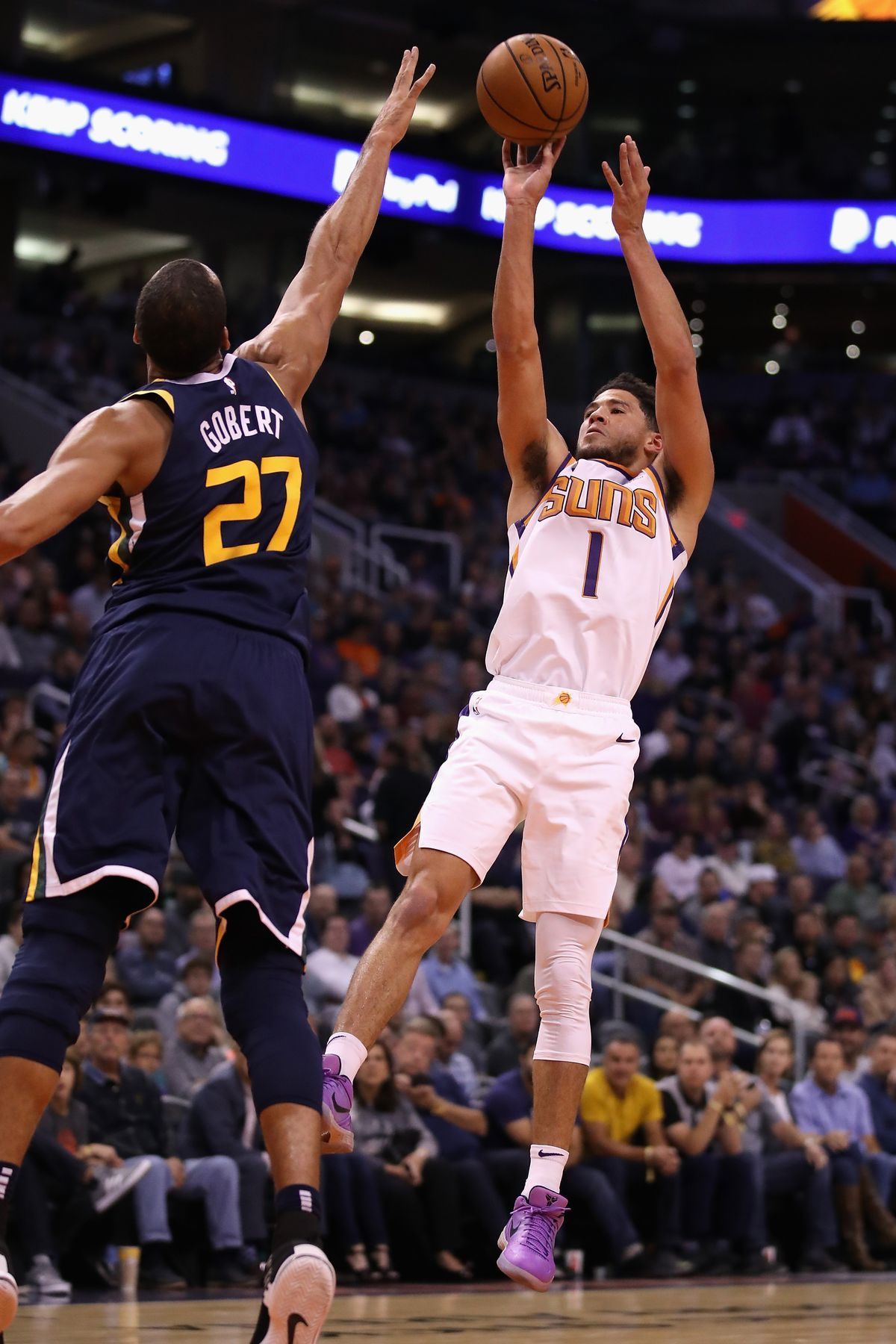 MITCHELL HITS CLUTCH FREE THROW IN FINAL SECONDS JAZZ WIN