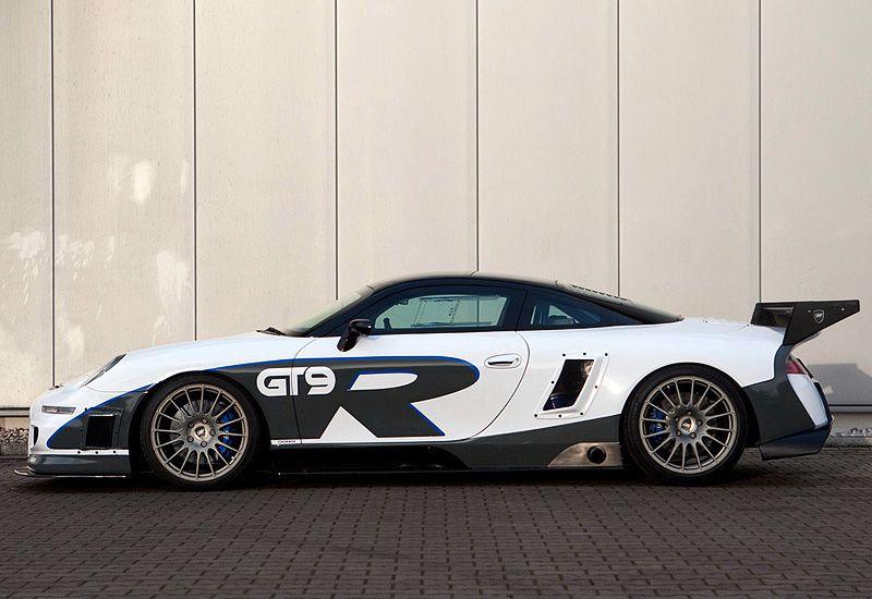 GT9R Porsche 4 litre B6 RWD 2009 9ff GT9R Porsche price