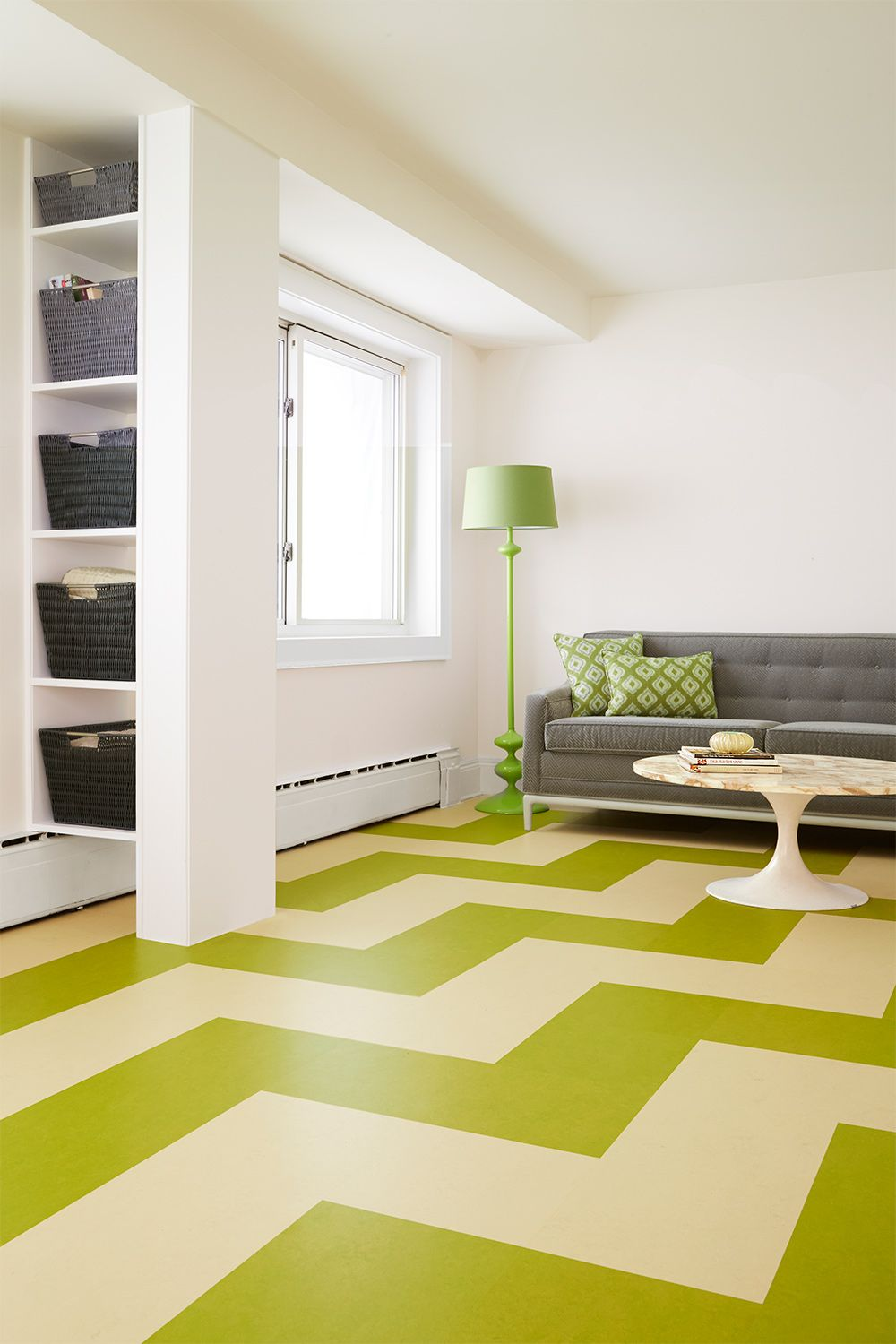 Forbo marmoleum click eco friendly non toxic all natural use click together marmoleum squares to lay a floating floor in an endless array of colorful patterns dailygadgetfo Images