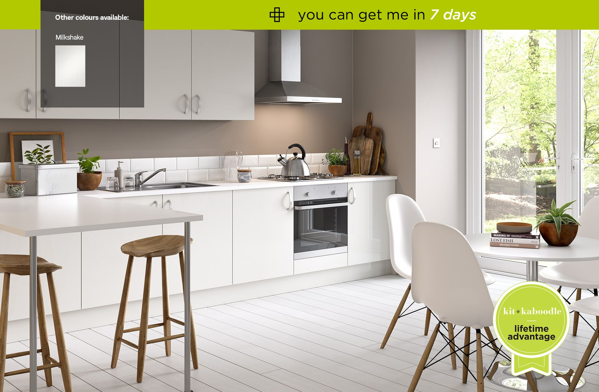 Inspiration gallery at homebase.co.uk kitchens pinterest
