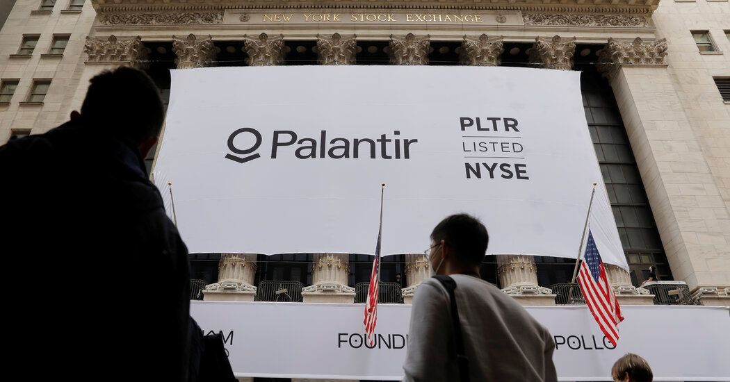 Palantir Shares Go Up In Wall Street Debut Initial Public Offering How To Find Out Raising Capital
