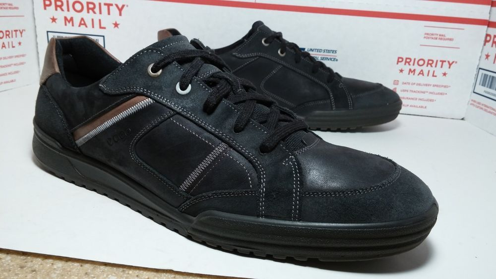 23c75fa741776 Awesome Ecco Casual Style Comfort Sneakers Mens 47 - Us Sz 13 13.5 ...