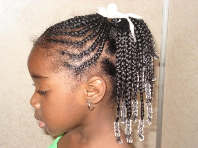 Miraculous 1000 Images About Hairstyles For Black Babies On Pinterest Hairstyles For Women Draintrainus