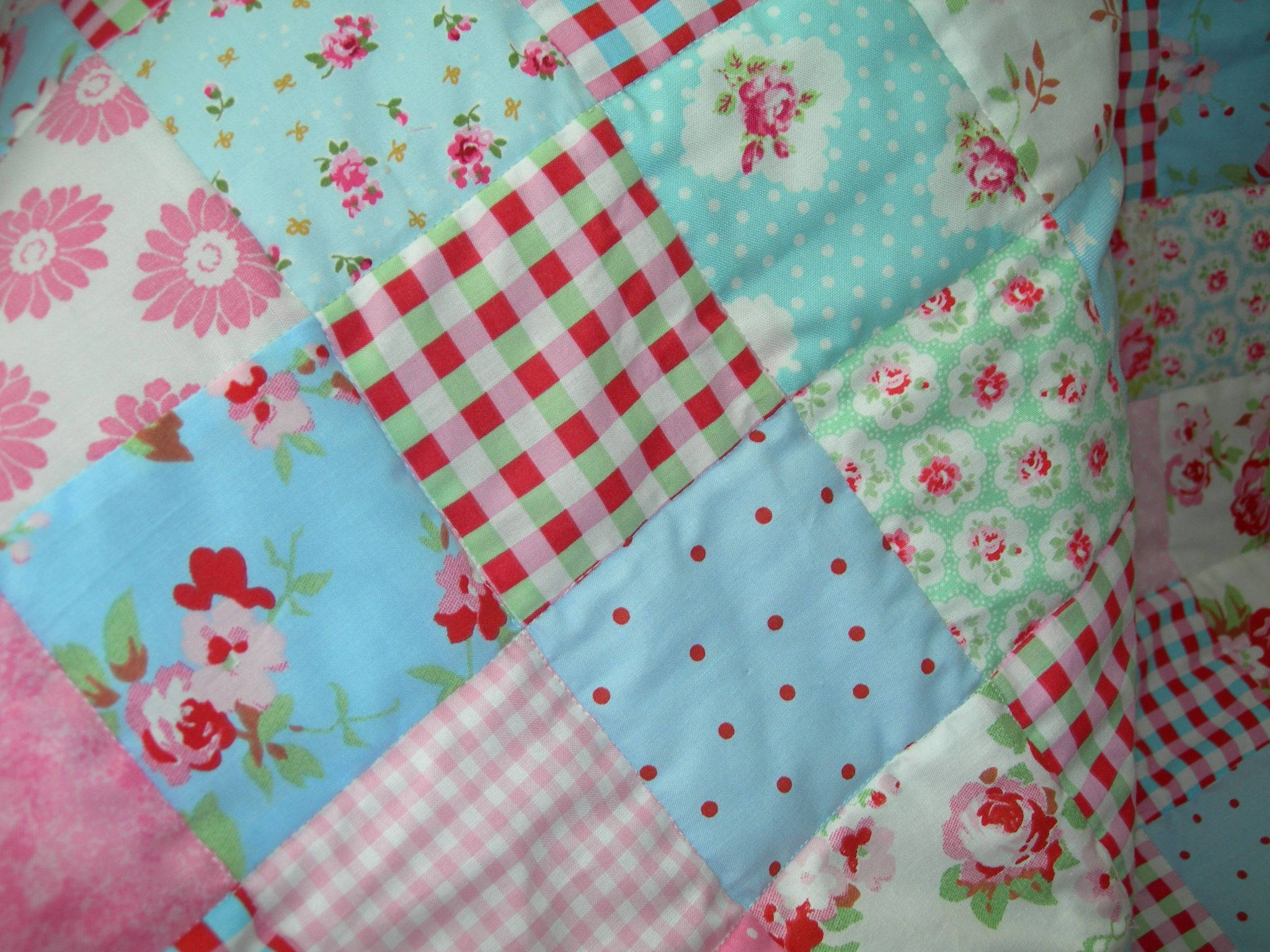 girl of chic shabby modern quilt quilts lap handmade top patterns pink awesome baby x