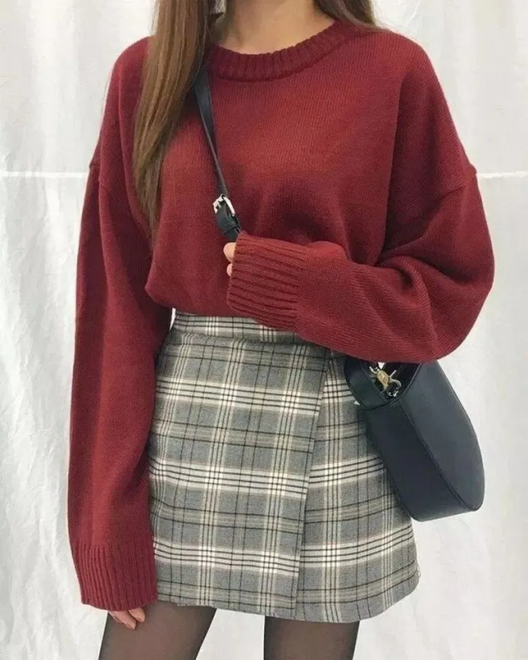 29+ Basic Outfit Ideas Every Women Should Know For Winter 22 #womenschristmasoutfits