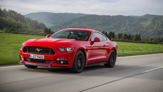 Ford Mustang Most Popular Sports Car