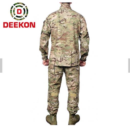 High Quality Camouflage ACU Uniform, Military Uniform