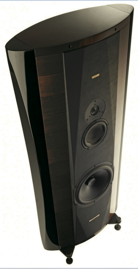 Sonus Faber Cremona Elipsa available at Audio Visual Solutions Group 9340 W. Sahara Avenue, Suite 100, Las Vegas, NV 89117. The only McIntosh/Sonus Faber Platinum Dealer in Las Vegas, Nevada. Call us for pricing & availability @ (702) 875-5561.