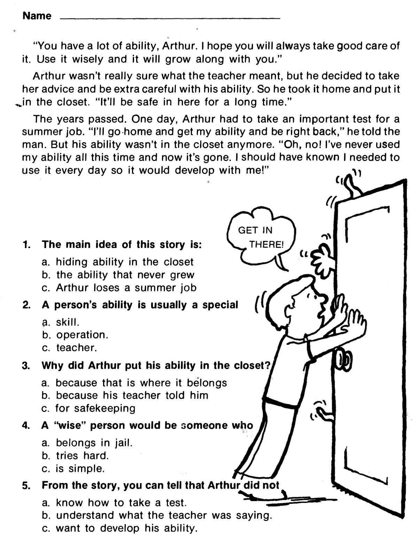 Pin De Creatingsuccess En Reading Comprehension