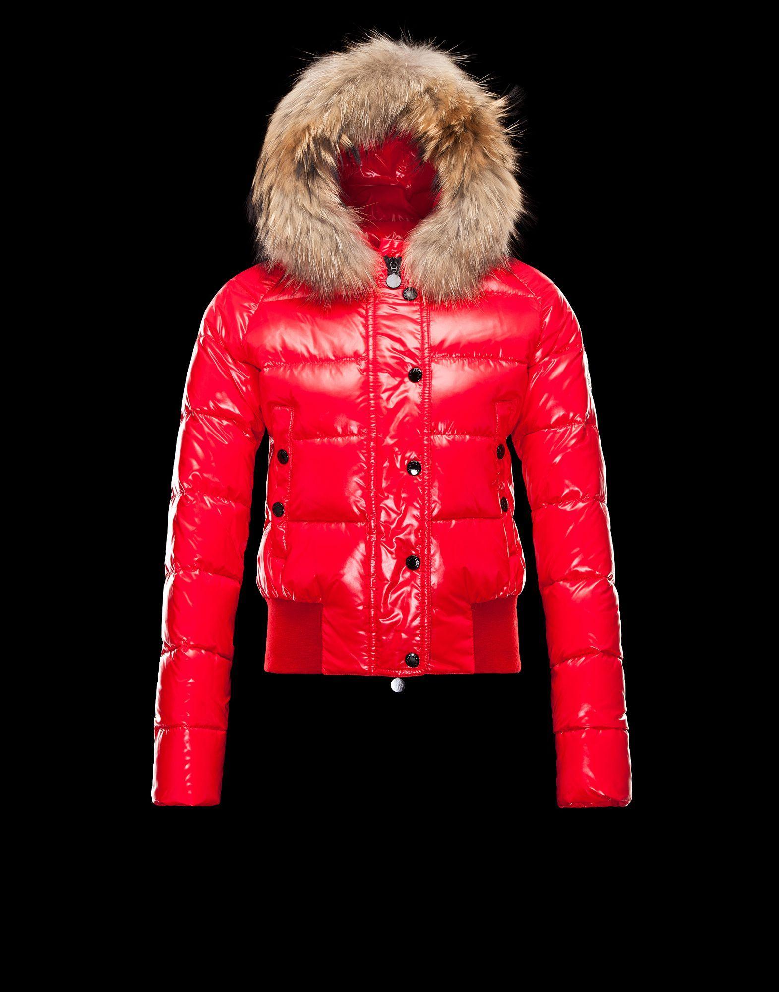 a7959322e3b Jacket Women - Outerwear Women on Moncler Online Store  1350