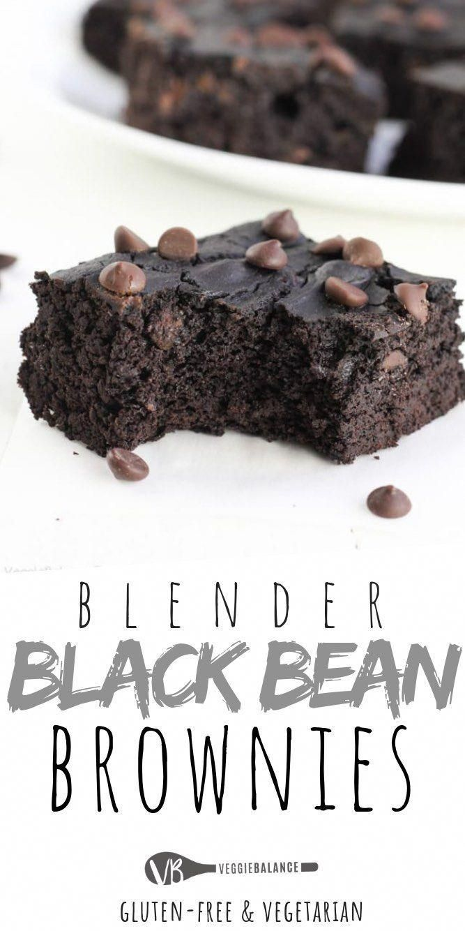 Black Bean Brownies recipe is the surefire way to satisfy that chocolate craving in a healthy manne