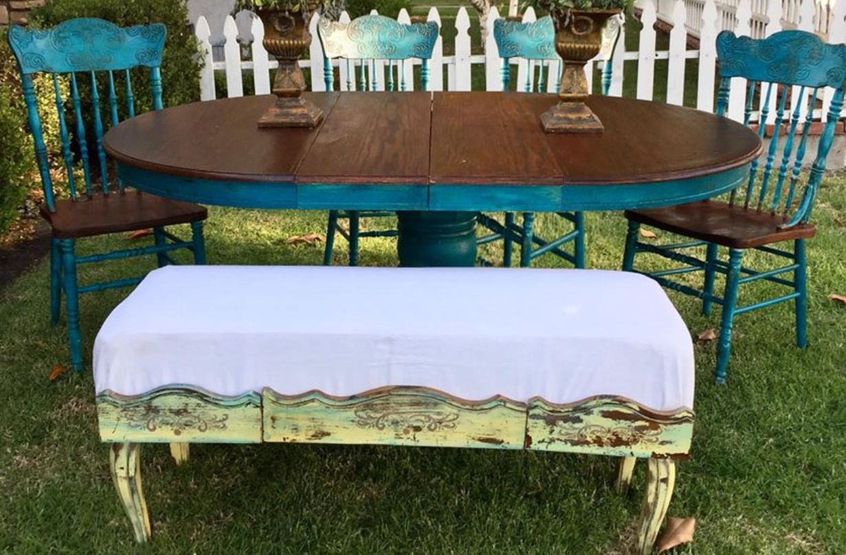 Facebook Marketplace French Country Dining Table And Chairs