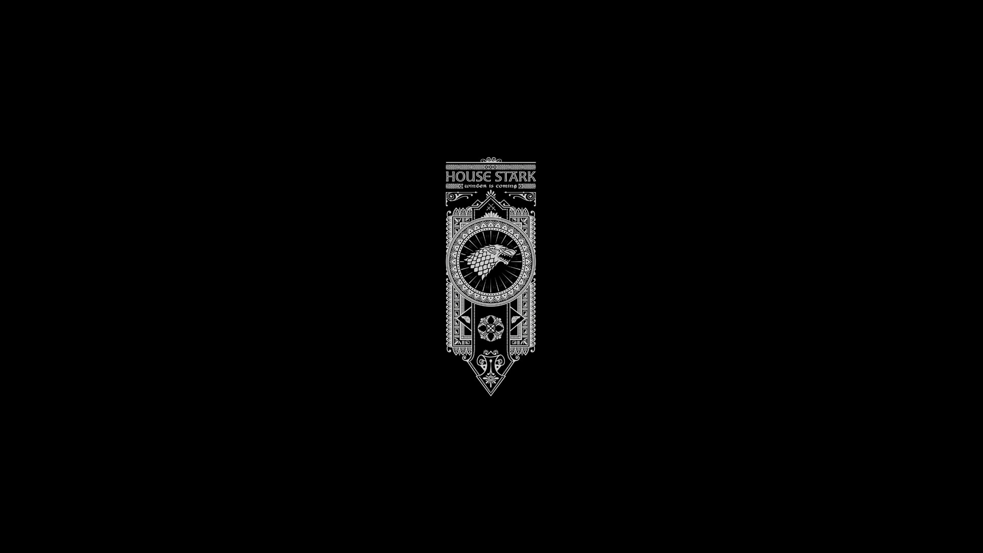 Game Of Thrones Minimalist Wallpapers Top Free Game Of Thrones Minimalist Backgrounds Wallp Minimalist Wallpaper Black Wallpaper Winter Is Coming Wallpaper