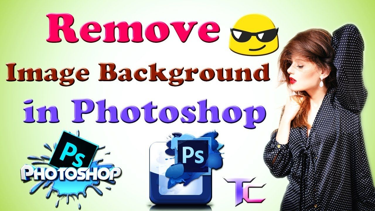 How To Remove Image Background in Adobe CS6