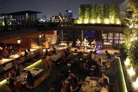 park society rooftop bar
