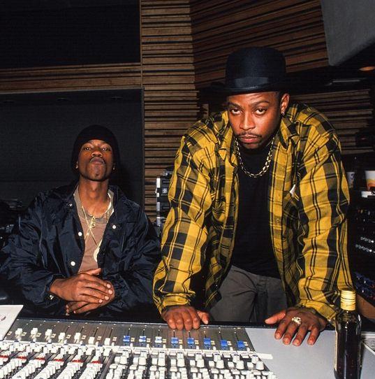 Kurupt and Nate Dogg