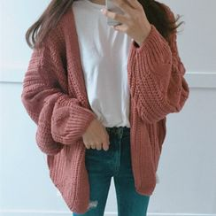 Shop Women's Cardigans Online | Chunky & Cable Knits | YesStyle