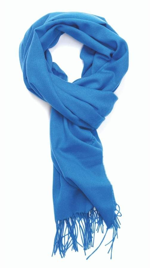 5a3a0ab1e Featherweight Cashmere Scarf In Sailor in 2019 | Products | Cashmere ...