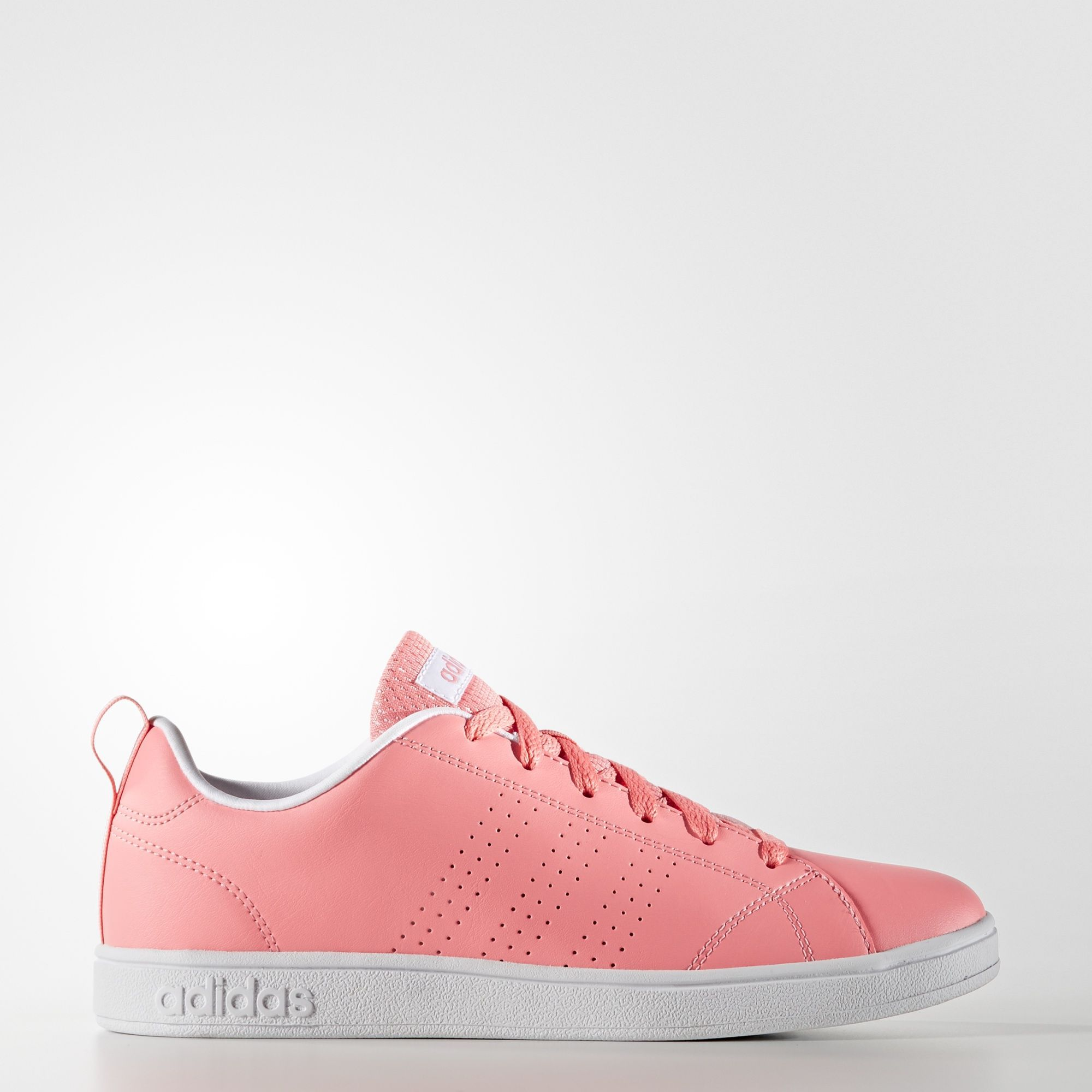 adidas cloudfoam advantage pink