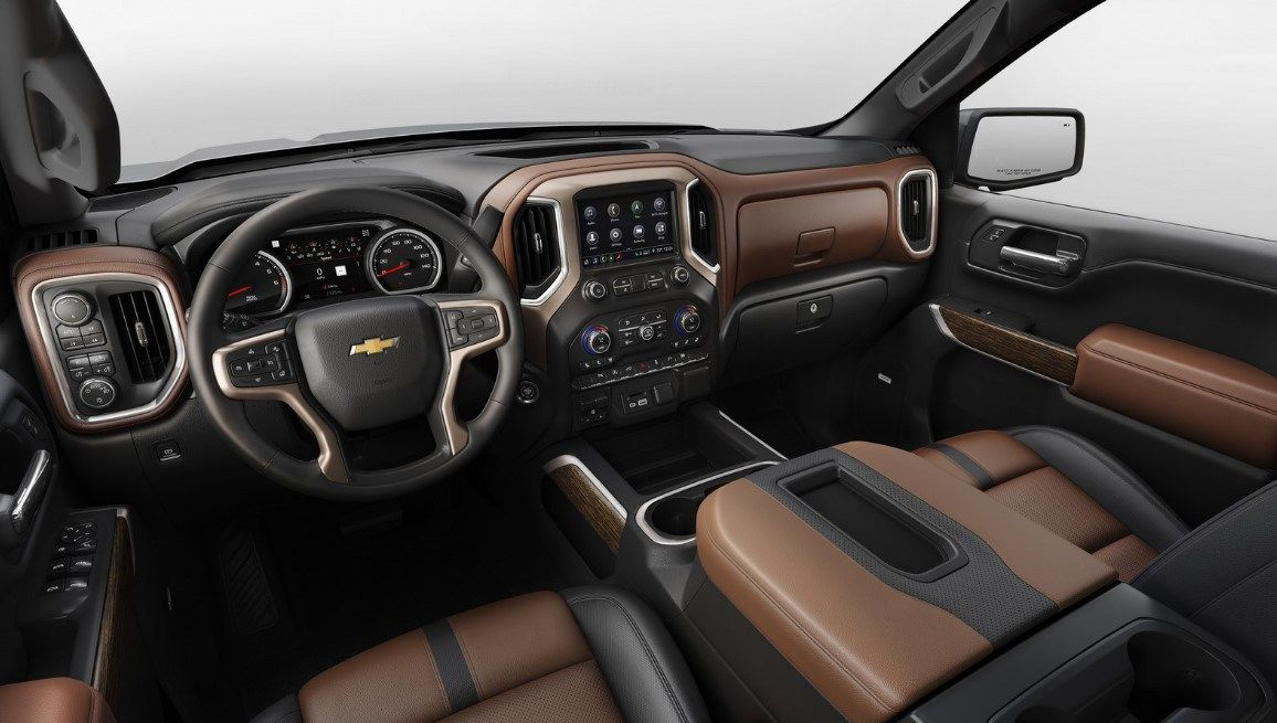 2020 Chevrolet Silverado Hd View Design Prices And Competitors