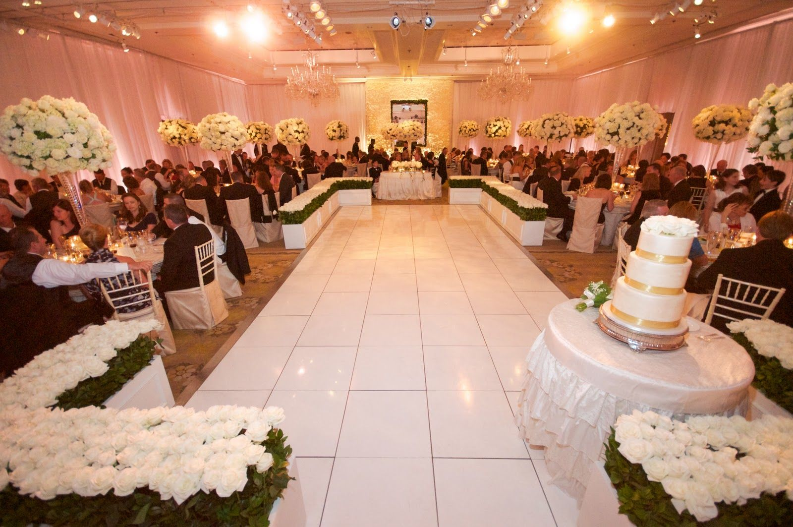 Ceremony Reception In The Same Room Weddings Style And Decor Wedding Forums Weddingwire Ideas Pinterest