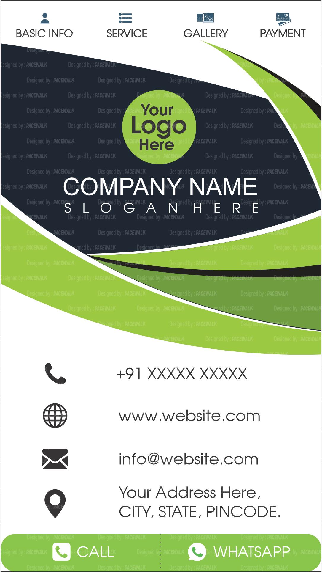 Digital Business Card Best Digital Business Card Maker Digital Business Card Business Card Maker Digital Business
