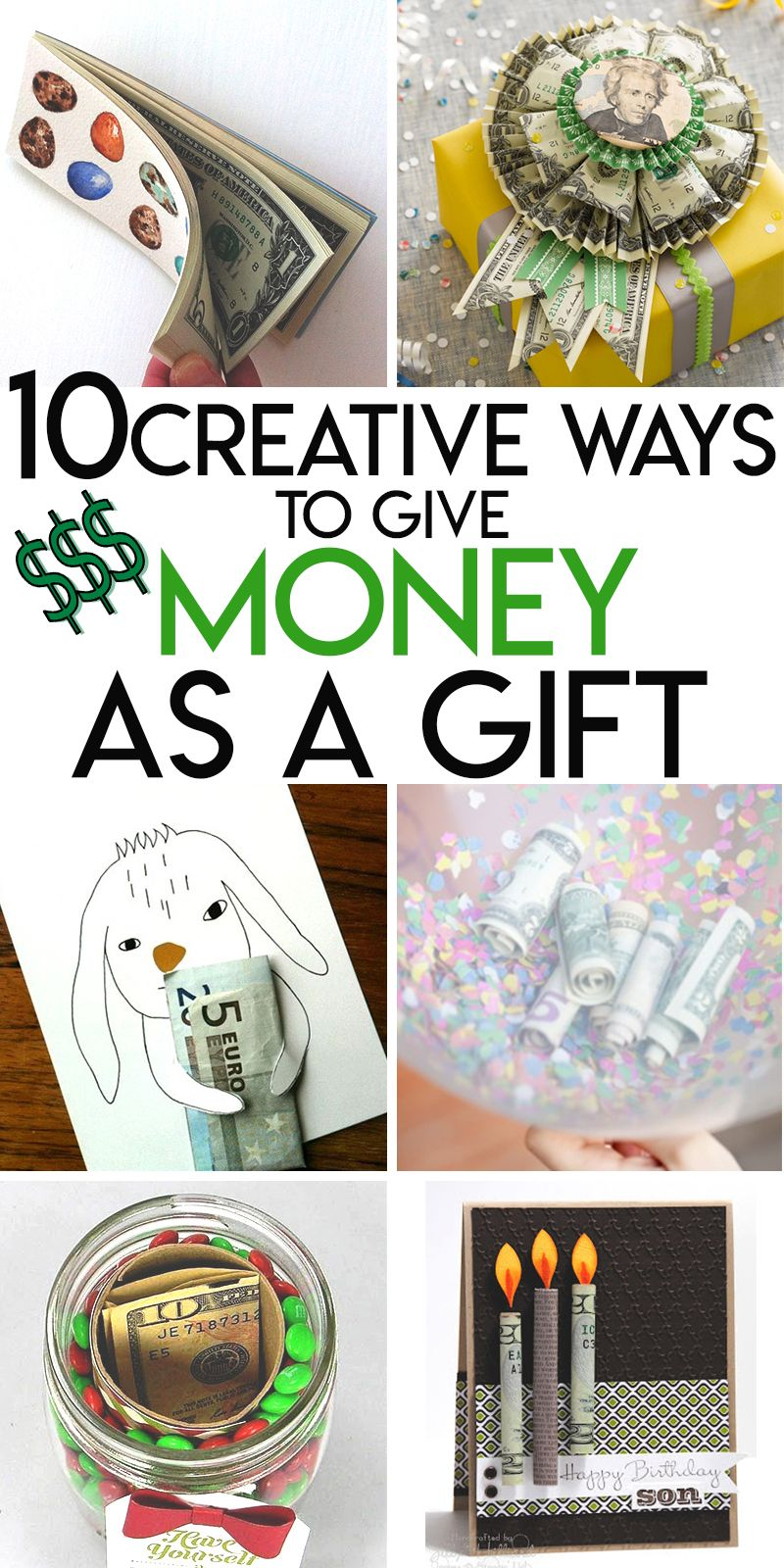 Creative Ways To Give Money For Christmas Present.10 Creative Ways To Package Up And Give Cash As A Gift