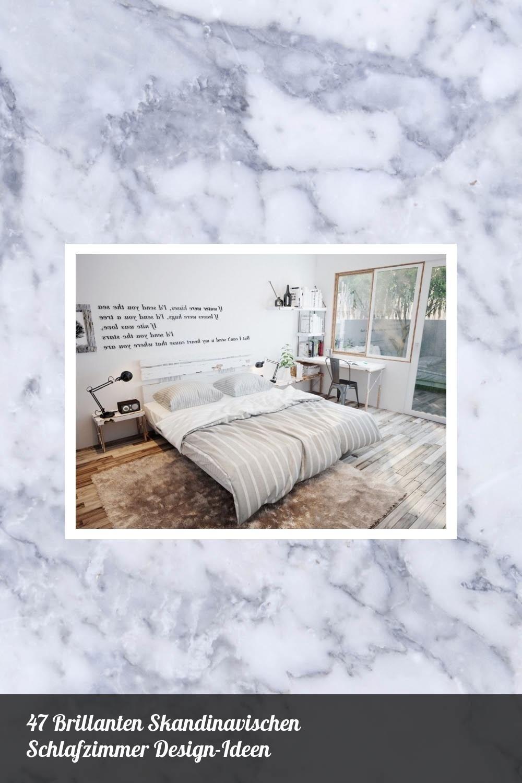 Schlafzimmer Skandinavisches Design