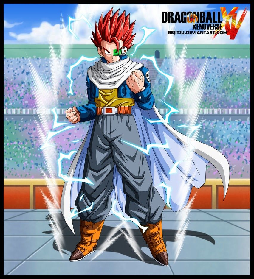 Dbxv1 hero Ace the older brother of Ban | Dragon ball