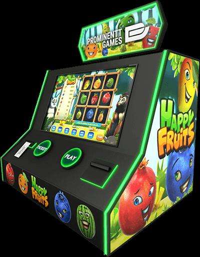 Skill Game Cabinet Gp 02 Happy Fruits Skill Game Skill Games Games Skills
