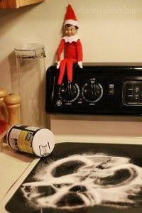 Elf on the Shelf Ideas - This Mama Loves