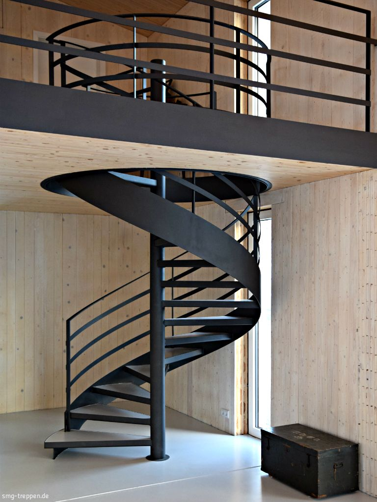 spindeltreppe spt 2300 smg treppen blog. Black Bedroom Furniture Sets. Home Design Ideas