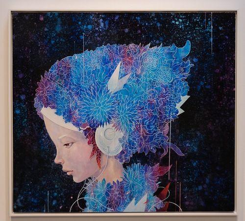 By American-Japanese artist Yoskay Yamamoto