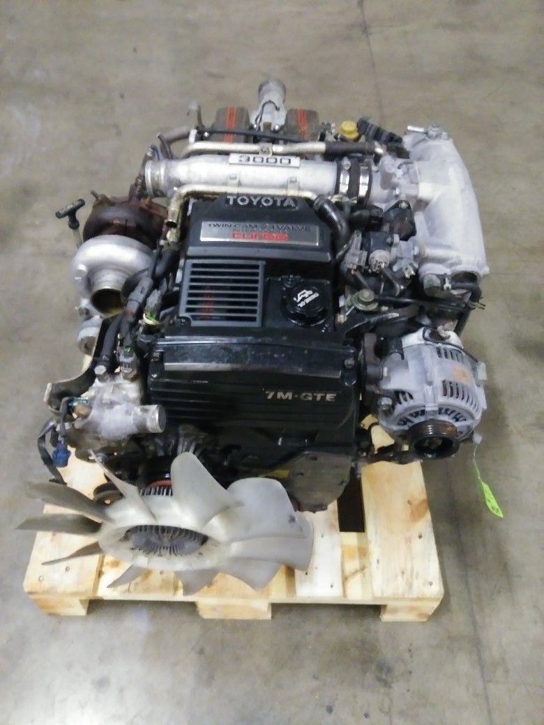 7mgte Jdm Toyota Supra Jdmalliance Dallasjdm Jdmdallas Wiring Harness