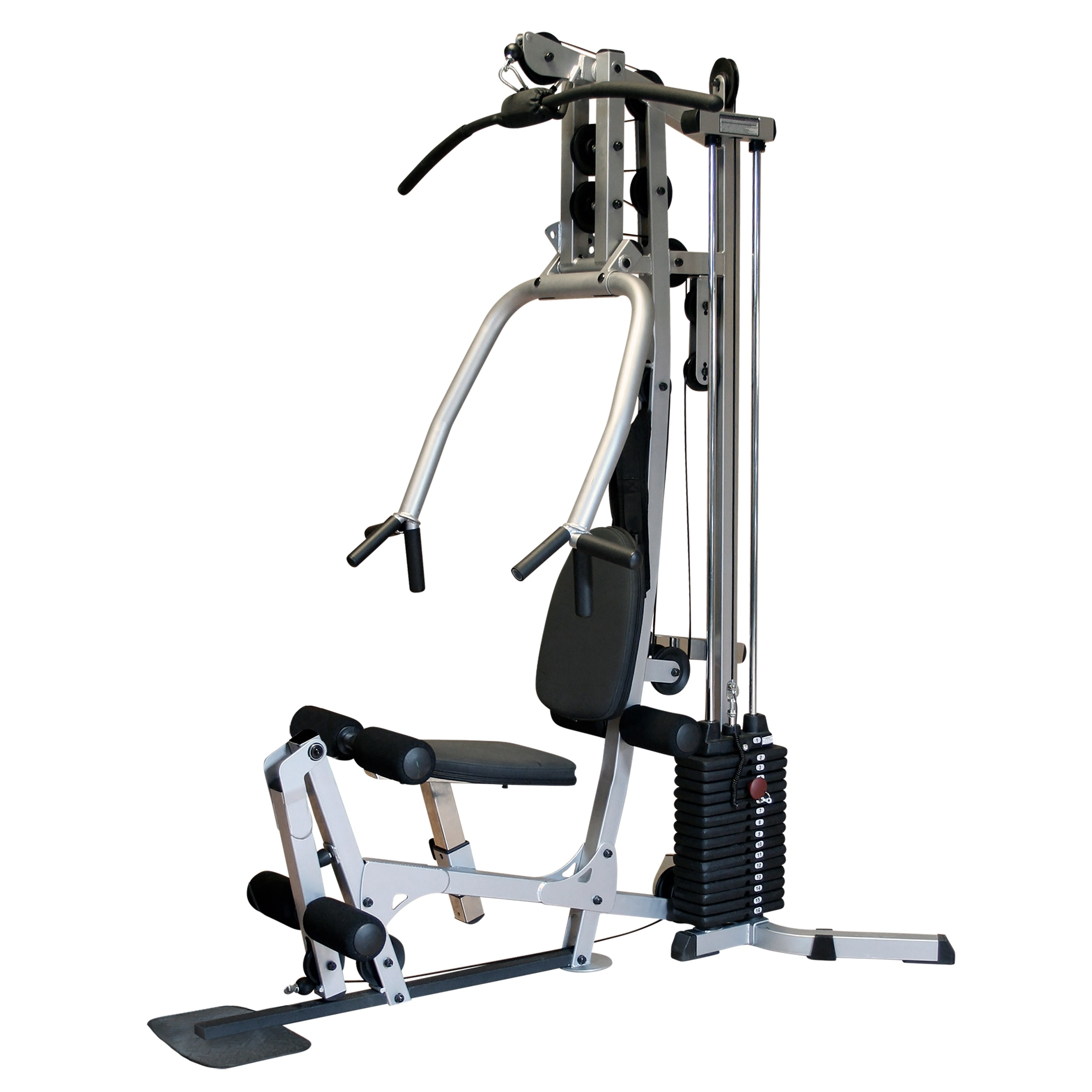 Body-Solid BSG10X Easy Assembly Home Gym, Size: Small