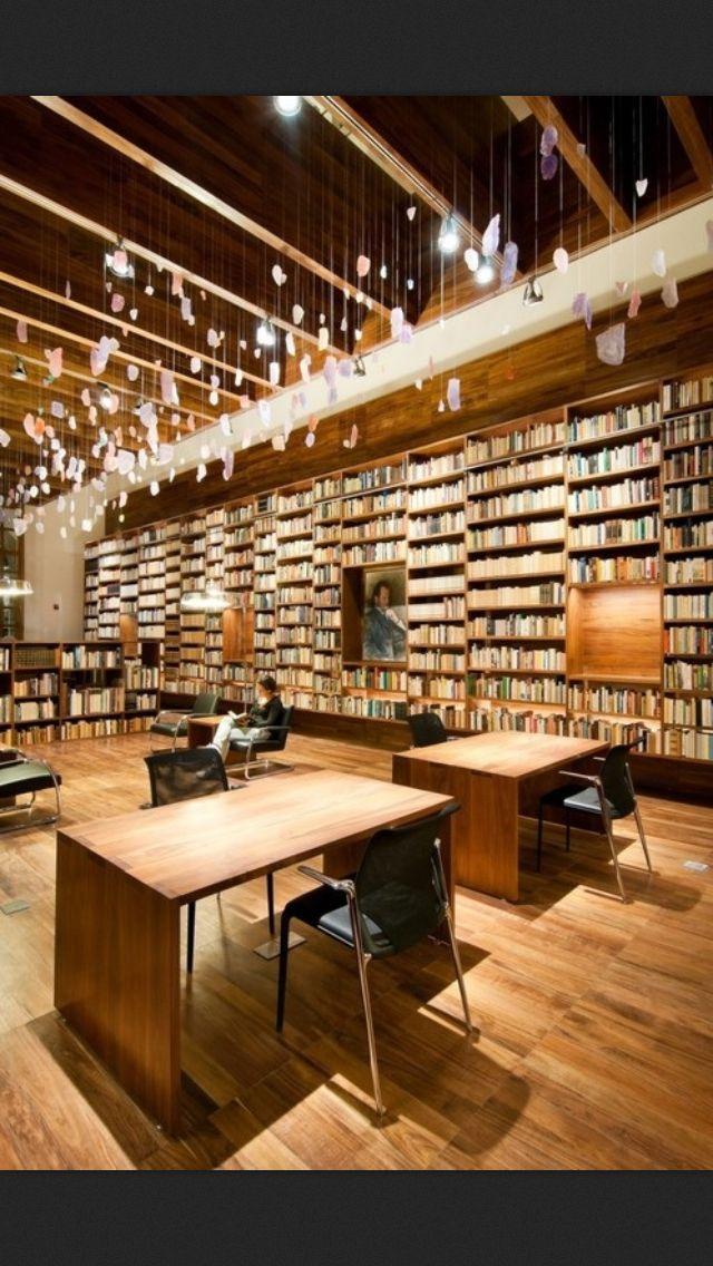 Library 図書館デザイン 図書館建築 ブックカフェ